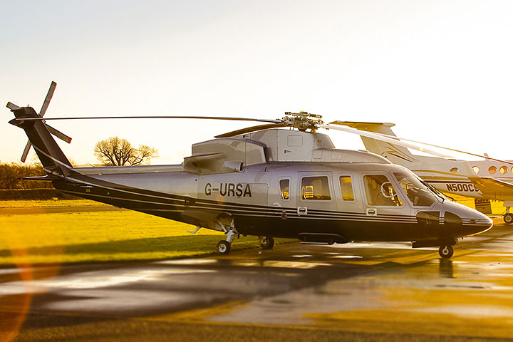 Private Helicopter Charter And Management  Capital Air Services